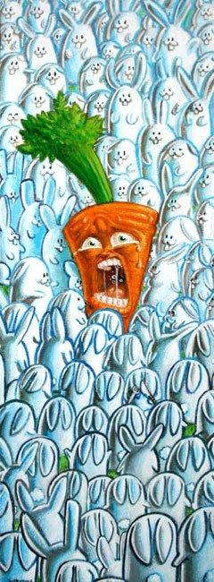 la carotte est cuite