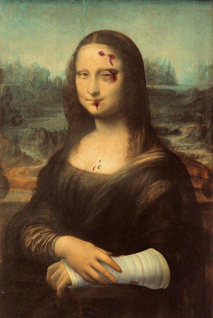Mona lisa de Djoz